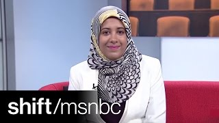 Female Muslim Lawyer Wears Jilbāb | shift | msnbc