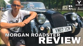 New Morgan Roadster Review and Road Trip