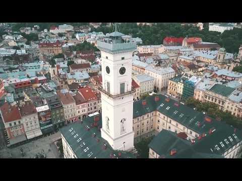 Lviv, Ukraine 2018