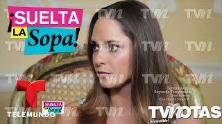 Suelta La Sopa   Elba Jiménez confiesa que si fue amante de Raúl Araiza   Entretenimiento