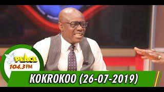 KOKROKOO DISCUSSION SEGMENT ON PEACE 104.3 FM (26/07/2019)