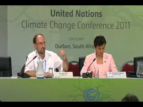 UNFCCC COP17 progress update