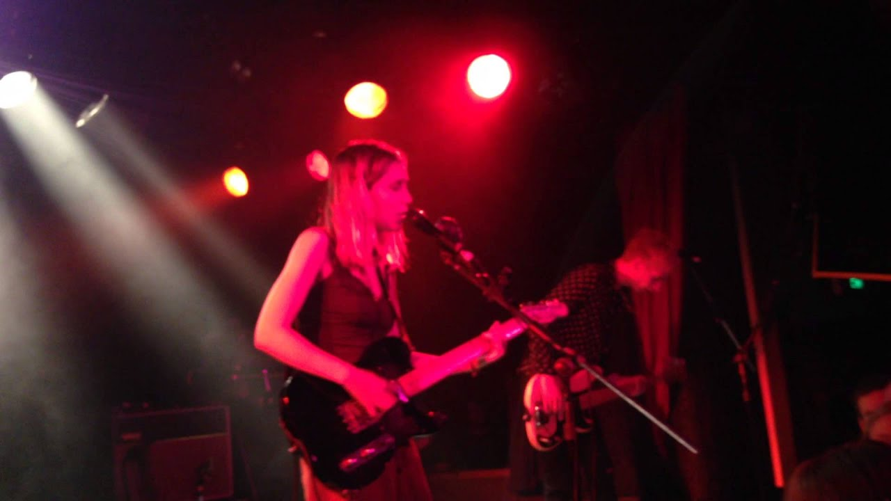 Wolf Alice - Bros (First Melbourne Show) 23.7.15