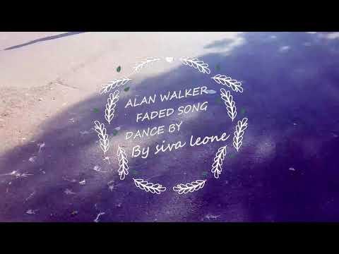 Alan Walker Faded by Cherry charan siva in Kalasalingam university
