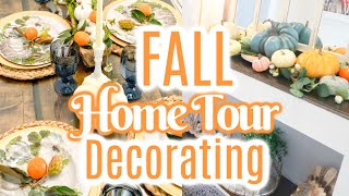 FALL HOME TOUR 2019 | FALL DECORATING | FARMHOUSE DECOR