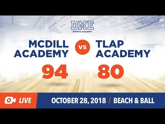 McDill vs TLap