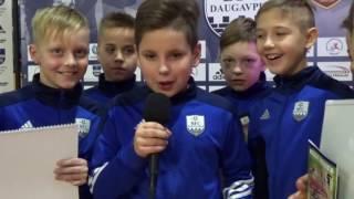 BFC Daugavpils futbola sezonas noslēguma pasākums 2016