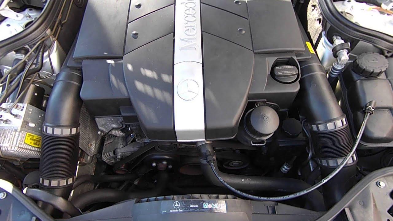 diy mercedes benz crank no start crankshaft position sensor problem mb medic [ 1280 x 720 Pixel ]