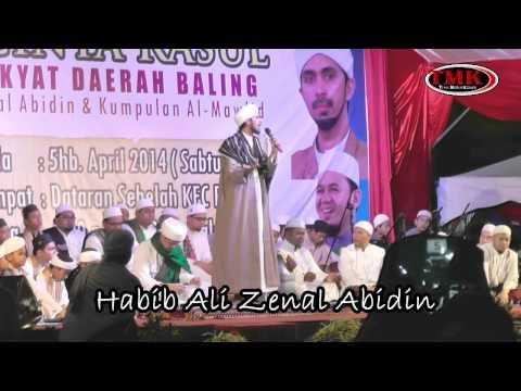 """Part 3 """"Malam Cinta Rasul"""" Baling, Kedah"""