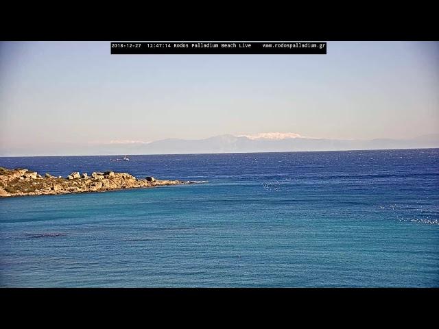 Rodos Palladium Beach Live