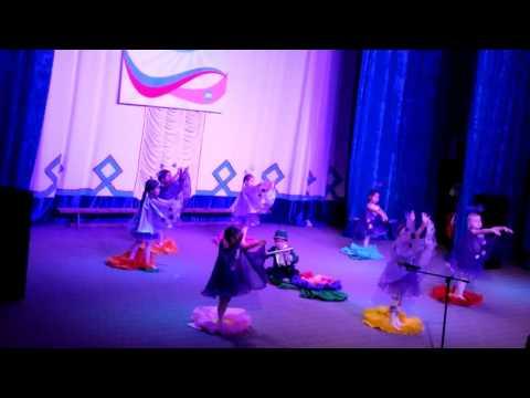 танец бабочек детский сад10