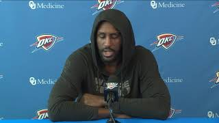 Thunder Exit Interview: Patrick Patterson
