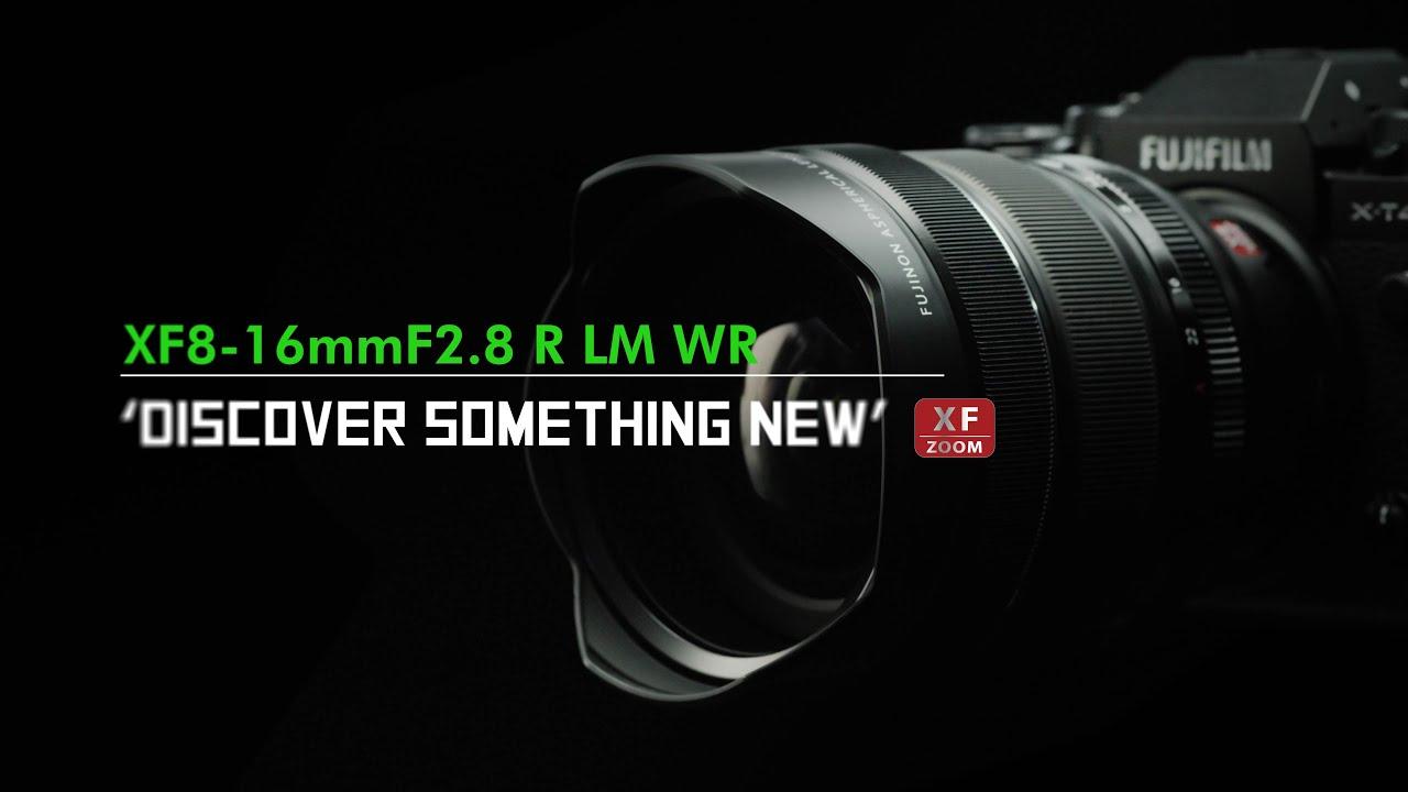 Download FUJINON XF8-16mmF2.8 R LM WR Promotional Video/ FUJIFILM