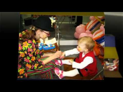 Clowns magicians face painting balloons and birthday for Face painting clowns for birthday parties