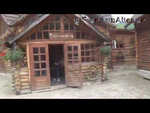 Exploring rural Ukraine (Transcarpathia)
