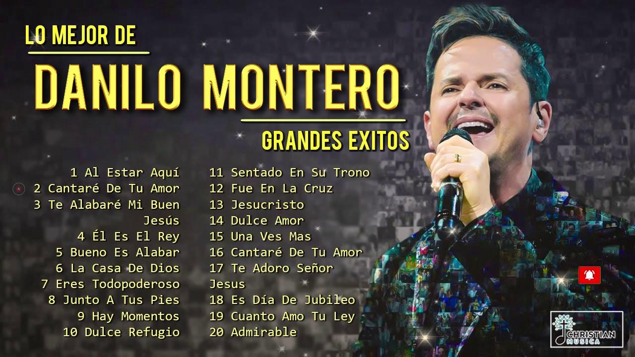 Download LO MEJOR DE DANILO MONTERO EN ADORACIÓN - DANILO MONTERO SUS MEJORES EXITOS MIX - 20 GRANDES EXITOS