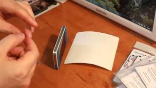 Наклейка на iPhone UltraSticker, инструкция