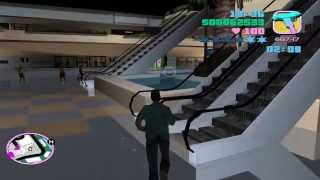 GTA Vice City - Shakedown - Walkthrough Gameplay PC