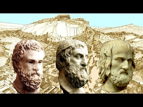 History of Theatre 2 - Development of Classical Greek Tragedy (Subtitles: English and Español)
