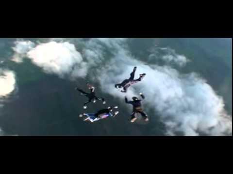 Gravity Bombs, Round 6, Irish 4-Way Skydiving Nationals 2011, Rookie