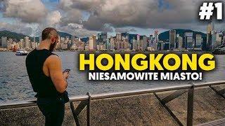 Miasto drapaczy chmur czyli HONGKONG