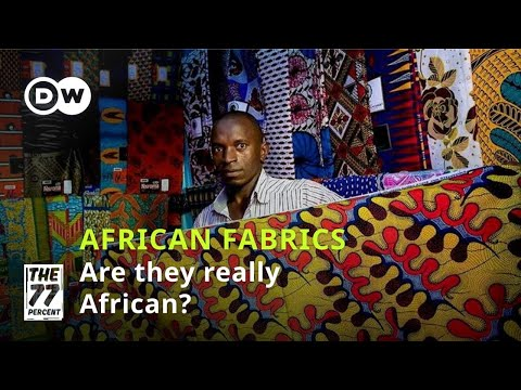 """The truth about """"African"""" wax prints"""
