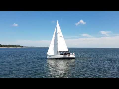 Saaremaa MV 2018 finiš Mõntus Elli