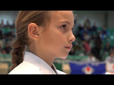 空手少年少女たちの世界大会!Junior  Karate World Championships JKA(2014)