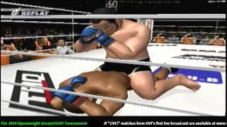 2014 Openweight dreamFIGHT Tournament - KO of the Night