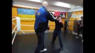 бокс -чему можно научиться за месяц тренировок  ...с нуля