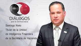 Diálogos por la democracia con John Ackerman y Santiago Nieto