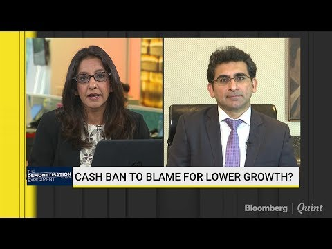 JPMorgan's Sajjid Chinoy On One Year Of Demonetisation