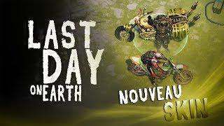 LAST DAY ON EARTH - LES NOUVEAUX SKIN !