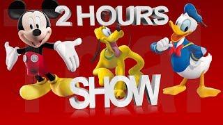 Disney Classic Cartoons ♠♣♥❤Daisy & Donald Duck ★☆  The Love Story English HD Клуб Микки Мауса