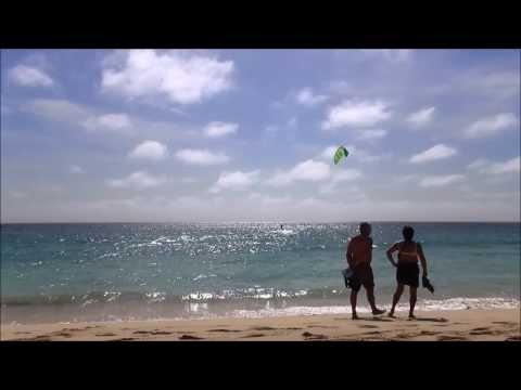 Cape Verde, Sal kitesurfing