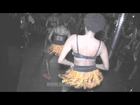 Full dance performance of the 3rd African Wear