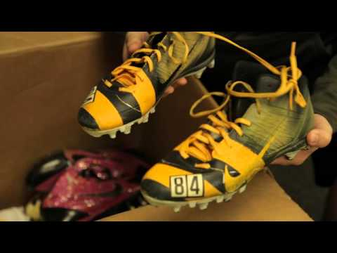 Inside Access: Behind The Scenes With The Steelers' Equipment Manager