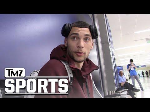 Zach LaVine Says He'll Never Top Michael Jordan's Classic Dunks In Chicago | TMZ Sports
