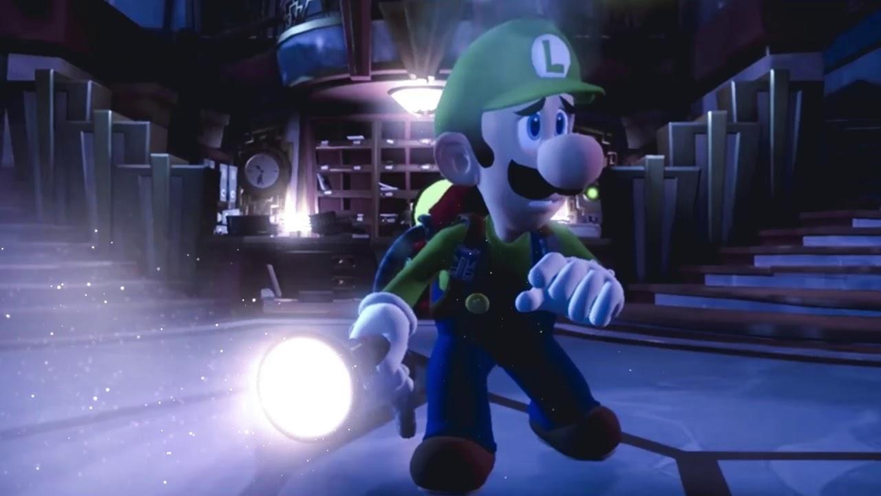Luigi's Mansion 3 (Wallpaper Engine)