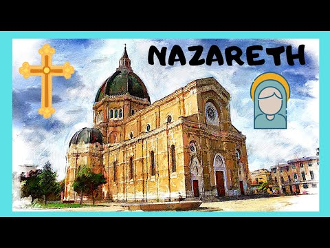 NAZARETH: House Of VIRGIN MARY 🙏🏻 And The Church ⛪✝️ Of Annunciation