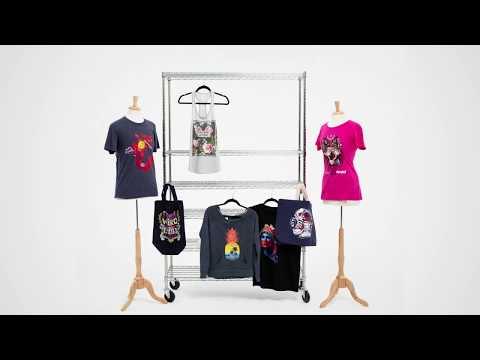Introducing The Ri 1000 Direct To Garment Printer | Short Video