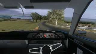 rFactor 1972&1969 Bathurst Legends 5 cars Mount Panorama (Bathurst) 67