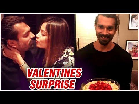 Bipasha Basu And Karan Singh Grover Kiss PUBLICLY On Valentines Day Mp3