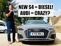 New Audi S4 is DIESEL! Has Audi gone MAD?!