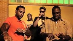 Jim Jones In Harlem With DJ Aye Bay Bay And Dorrough Music