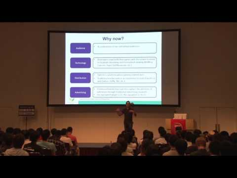 eSports Presentation by Signia VC Partner, Sunny Dhillon [Dual Audio: English & Japanese]