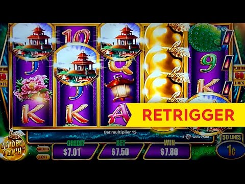 MAJOR PROGRESSIVE! Quick Fire Jackpots - $7.50 Max Bet - BONUS RETRIGGER!