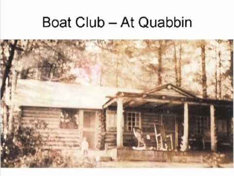 100 Year History of Lake Wickaboag, Massachusetts