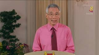 李显龙总理今午4时发表全国广播