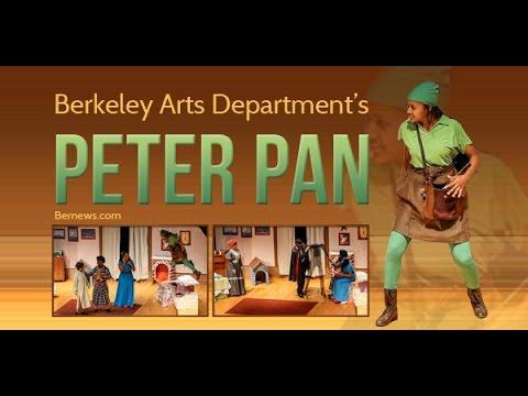 Berkeley Arts Department's Peter Pan, Dec 5 2015